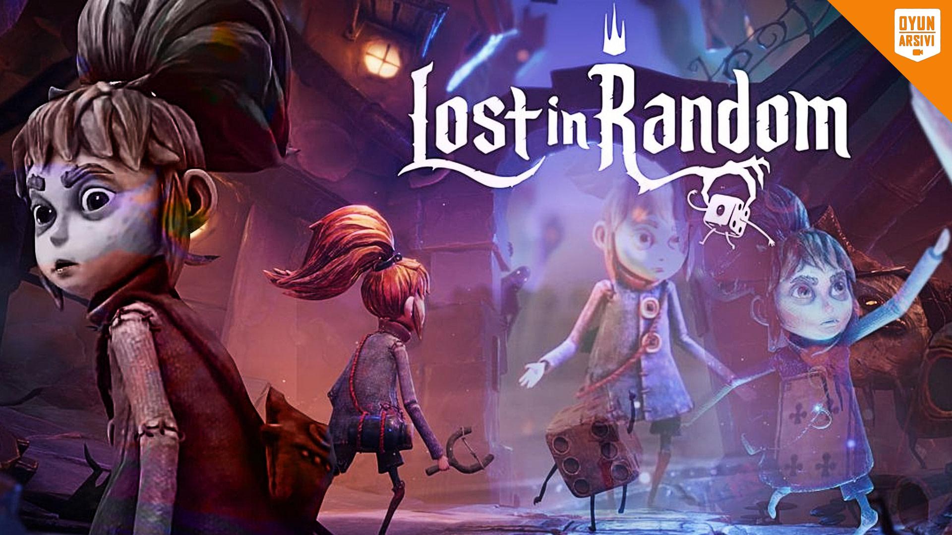 EA Originals Lost In Random Çıkış Tarihi Oyun Arşivi