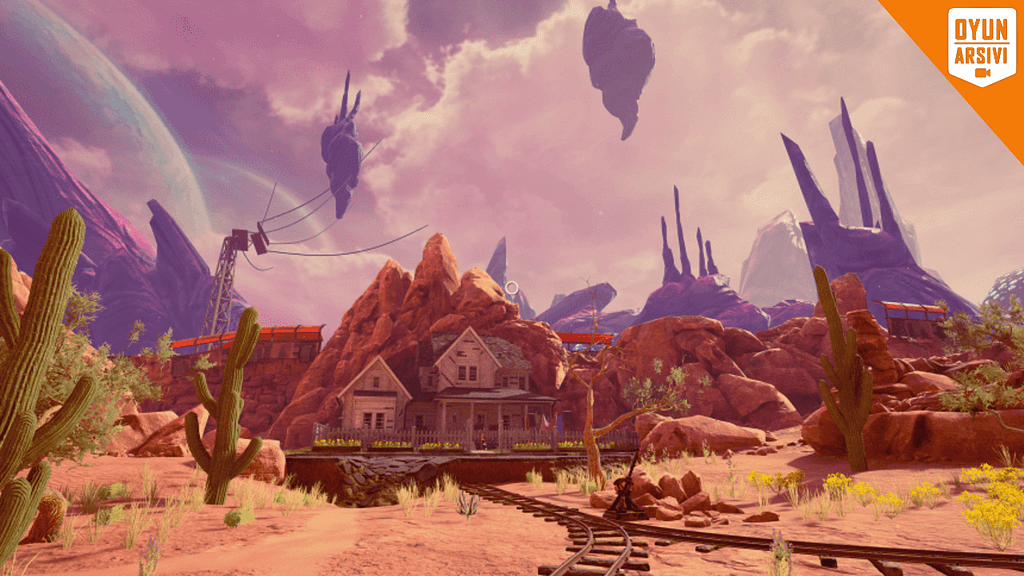 Epic Games'te Obduction Ve Offworld Trading Company Ücretsiz OA