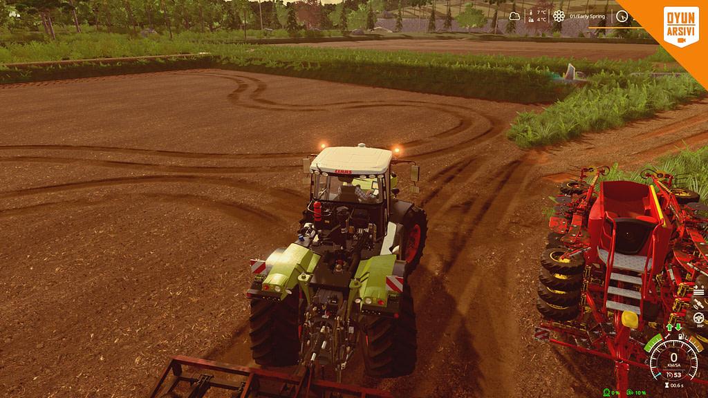 Farming Simulator 22 İndir 1 OA