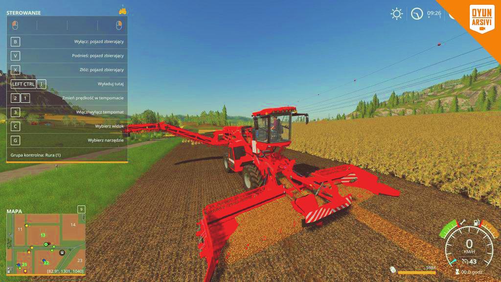 Farming Simulator 22 İndir OA