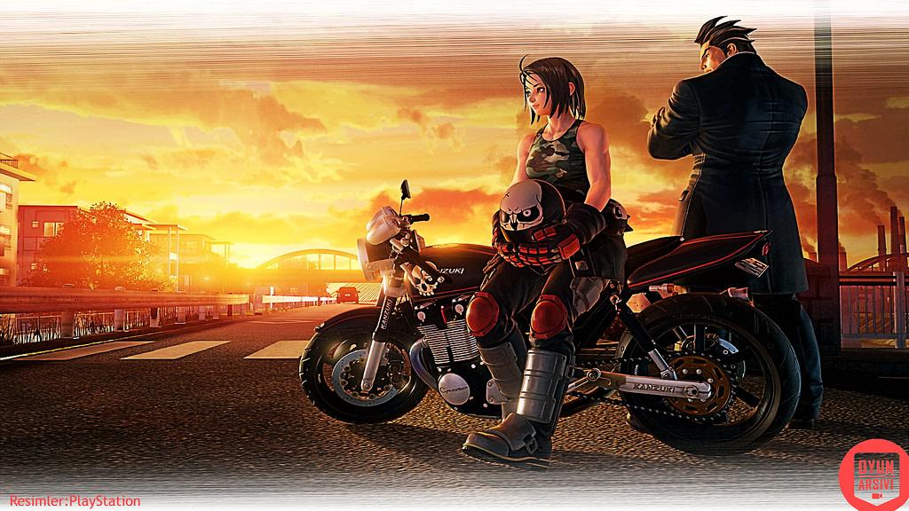 SFV Akira Kazama Oyun Arşivi