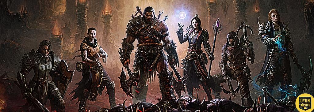 Diablo 4(İmmortal) Çıkış Tarihi Ertelendi OA