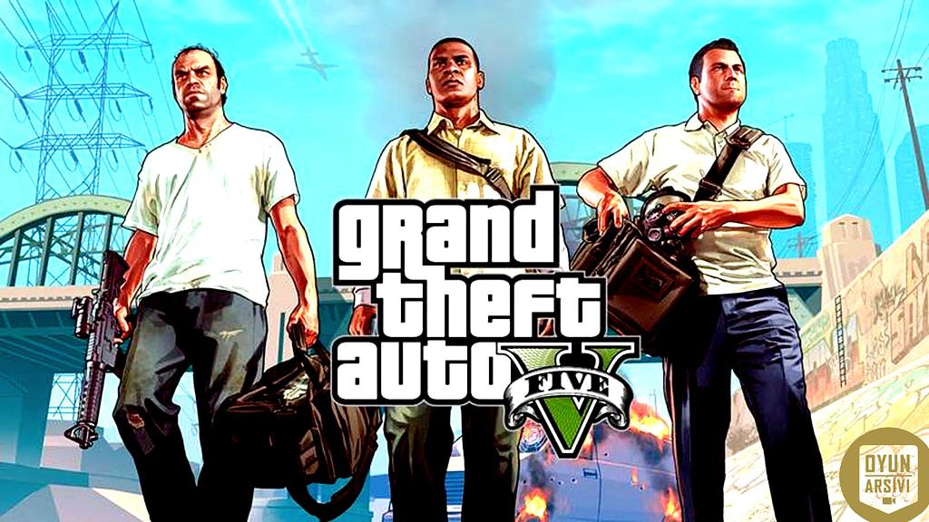 Grand Theft Auto 5 150 Milyon Kopya Sattı Oyun Arşivi