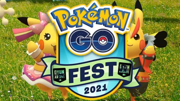 Pokémon GO Fest 2021 Kapak OA