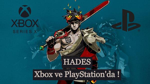 HADES XBOX VE PLAYSTATİON OA