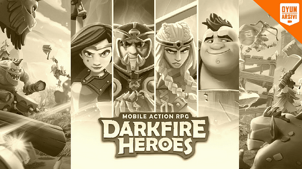 Darkfire Heroes İndir Oyun Arşivi