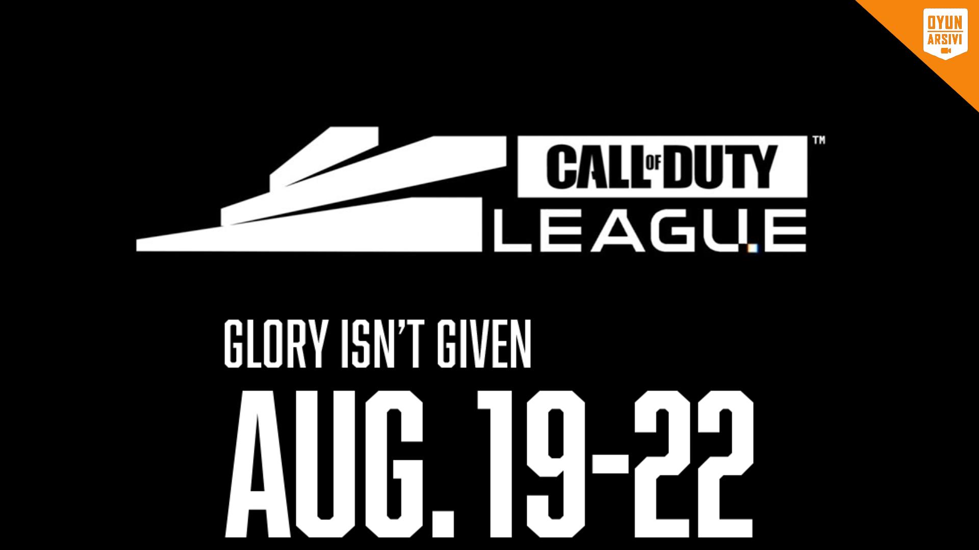call of duty league şampiyonası 2021 OA
