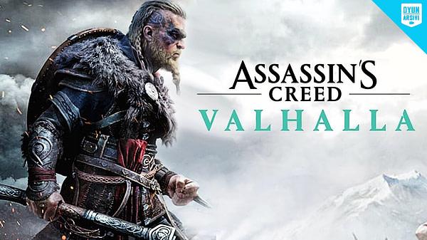 Assassin's Creed Valhalla'da 27 Temmuz Güncellemesi OA