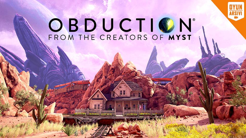 Epic Games'te Obduction Ücretsiz Oyun Arşivi