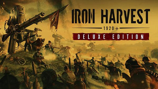 Iron Harvest Oyun Arşivi Headline