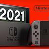 Nintendo Switch Pro OA 2021 Çıkış