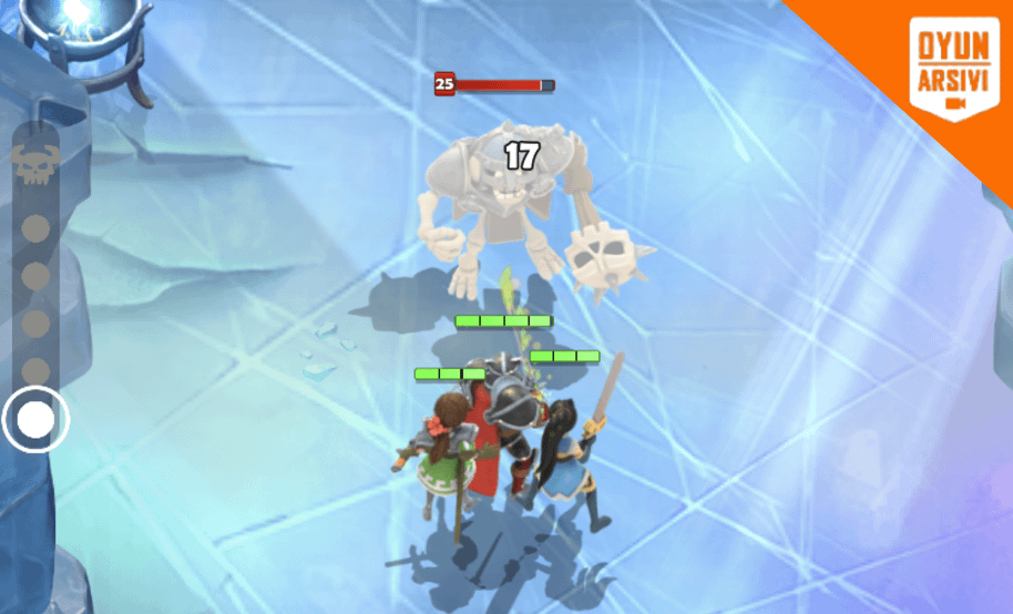 Darkfire Heroes 3 OA