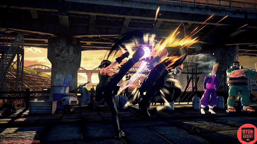Akira kazama Senshubu hareketi OA