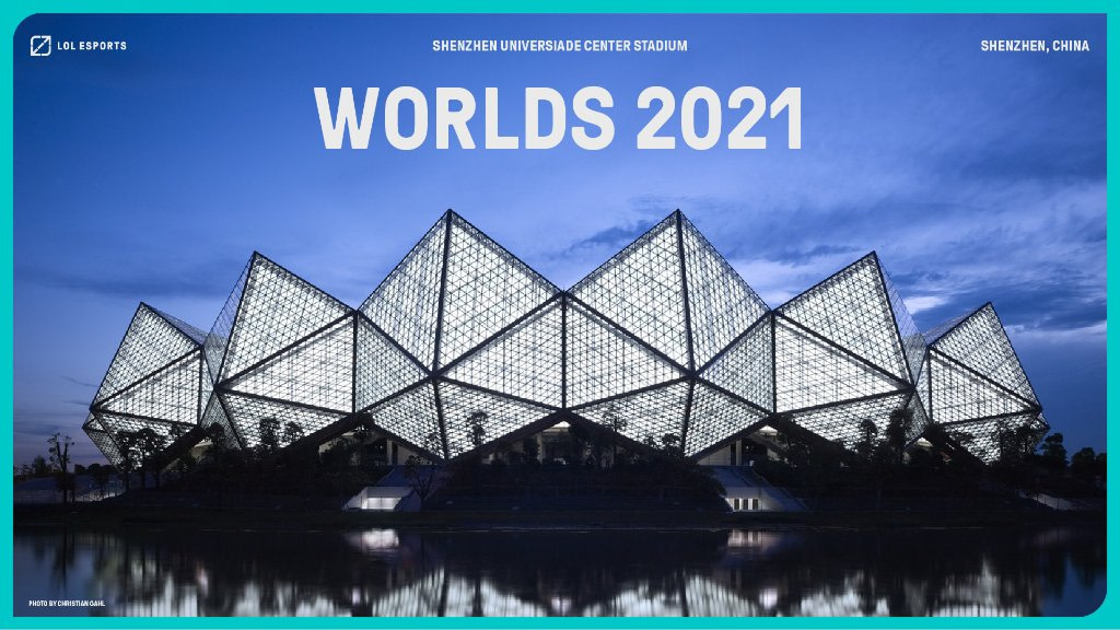 Lol Worlds 2021 OA