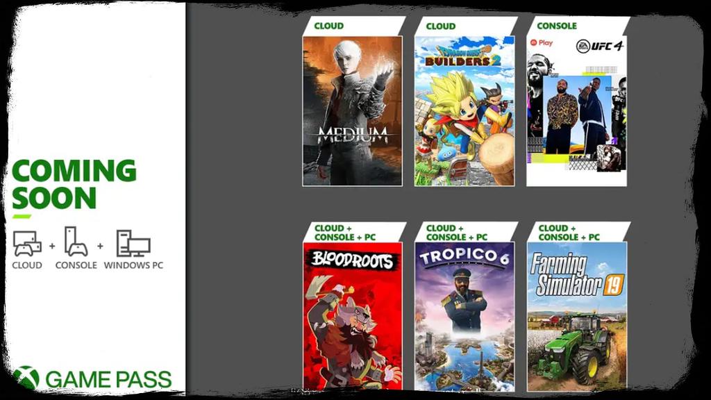 Çok Yakında Xbox Game Pass'a Gelecek Oyunlar OA