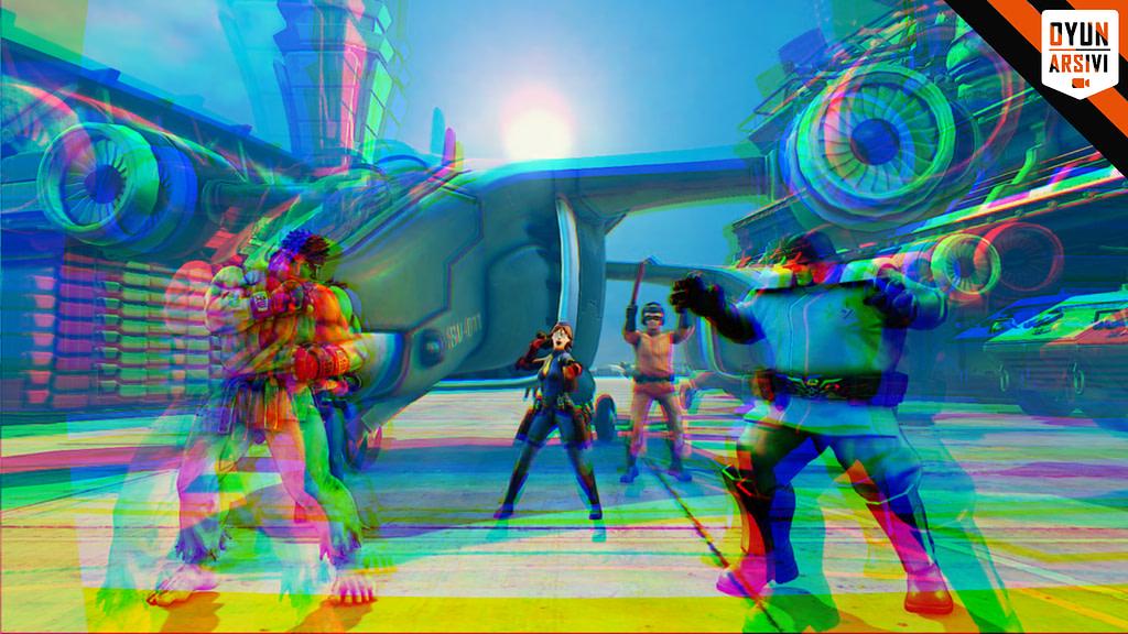 Street Fighter 5 Yaz Güncellemesi 2021 Canlı Yayını 3 Ağustos'da.. OA