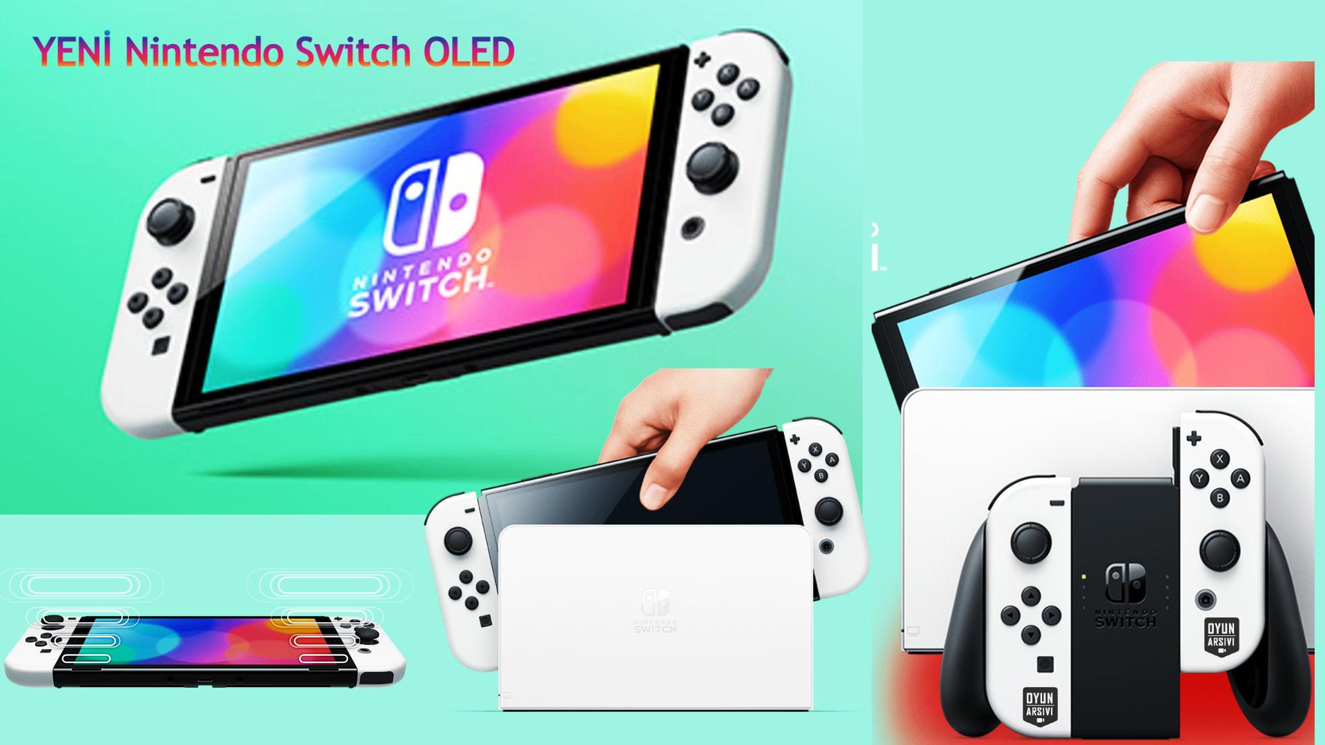 Nintendo Switch OLED OA