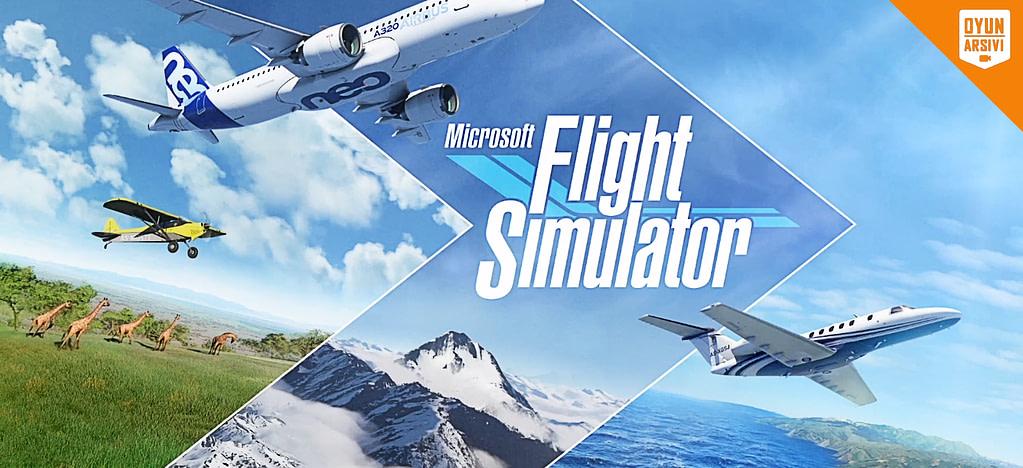 Microsoft Flight Simulator 27 Temmuz'da Xbox'da! OA