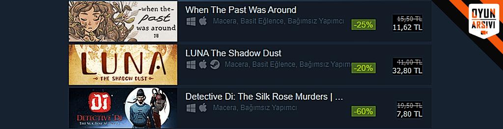 Steam'de _Doğu Masalları Paketi_ İndirimli OA