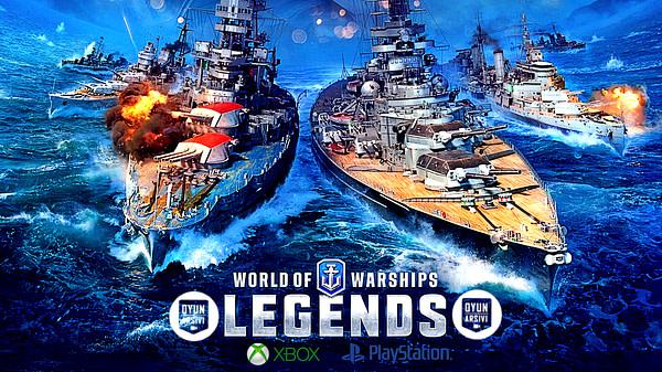 Ücretsiz World Of Warships_ Legends OA