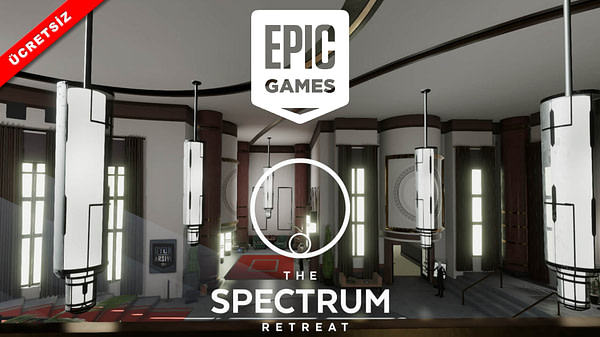 The Spectrum Retreat Epic Games Ücretsiz OA