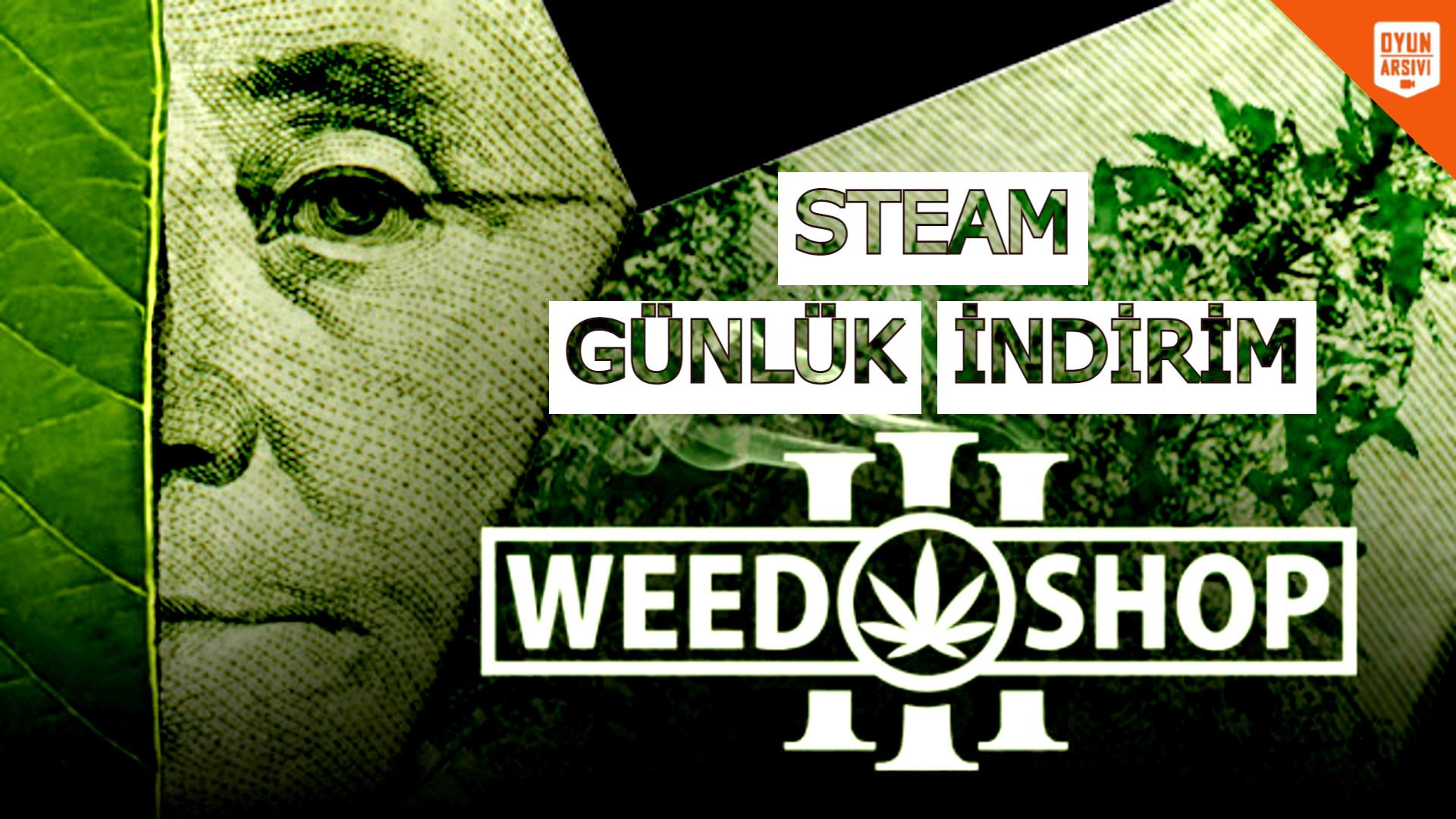WEED SHOP 3 OYUN ARŞİVİ