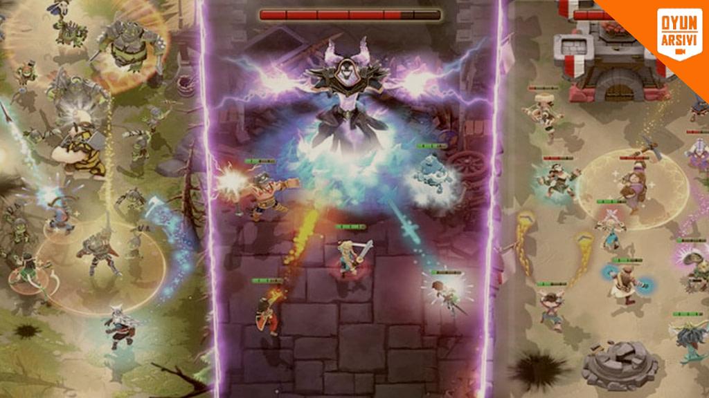 Darkfire Heroes OA