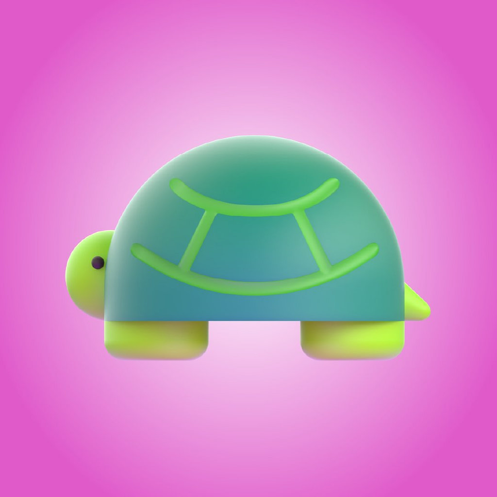 microsoft kaplumbağa emojisi OA