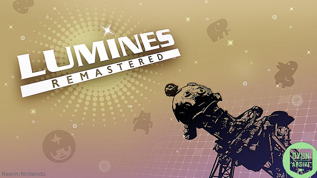 Lumines Remastered OA