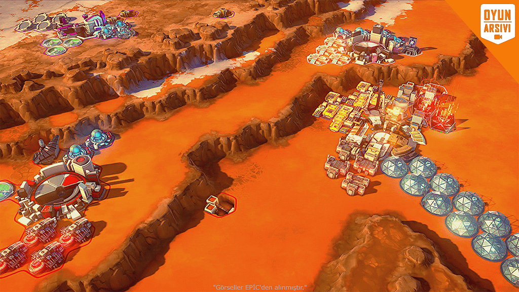 Epic Games'te Obduction Ve Offworld Trading Company Ücretsiz 2 OA