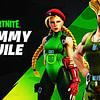 Fortnite, Street Fighter Guile Ve Cammy Oyun Arşivi