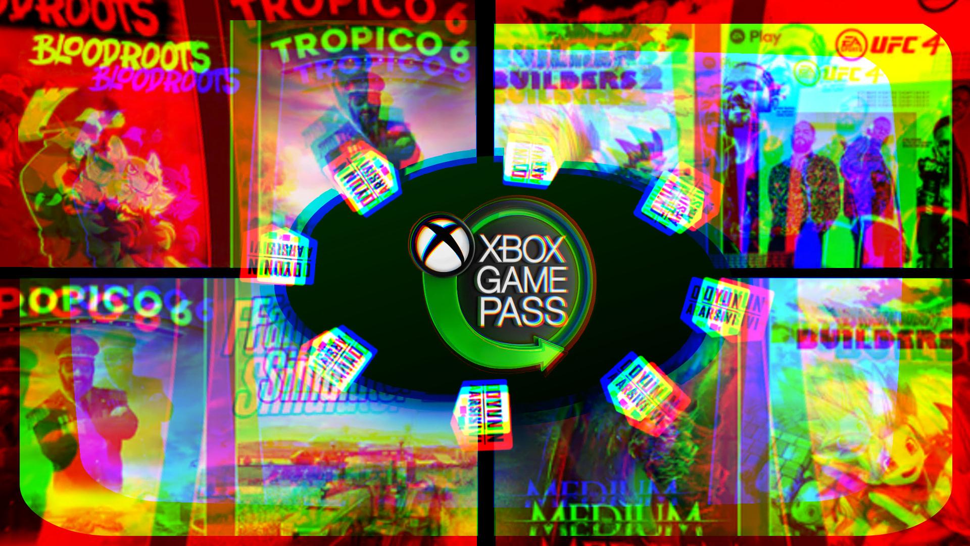 Xbox Game Pass OA