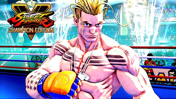 Street Fighter 5 Yaz Güncellemesi 2021 Oyun Arşivi
