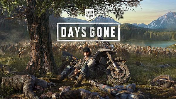 days gone logo