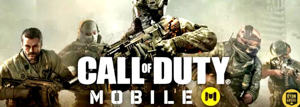 Yeni Call Of Duty Mobile Geliyor OA