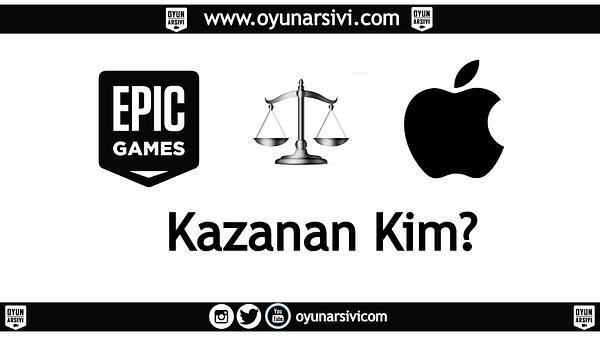 Apple Epic Case 2021 OA