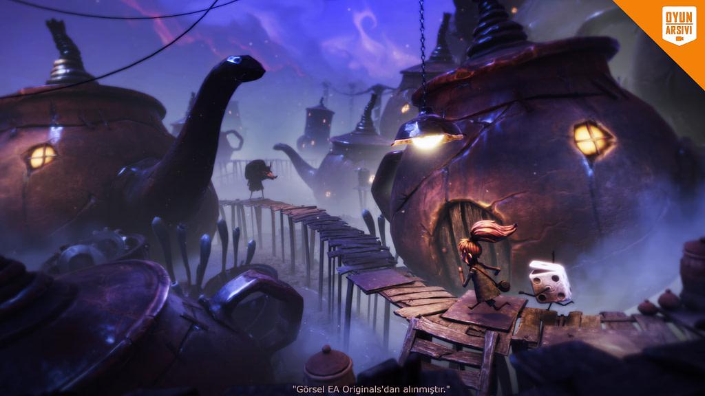 EA Originals, Lost In Random Çıkış Tarihi Açıklandı 2 OA