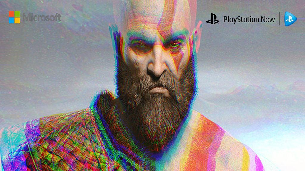 God Of War PlayStation Now OA