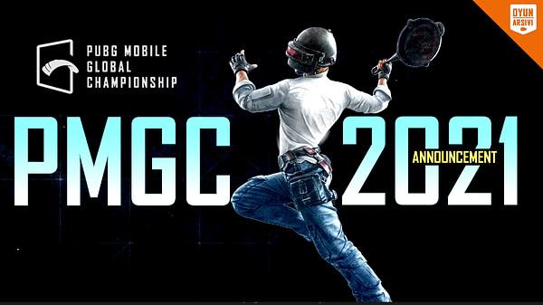PMGC 2021(PUBG Mobile Global Championship) Oyun Arşivi