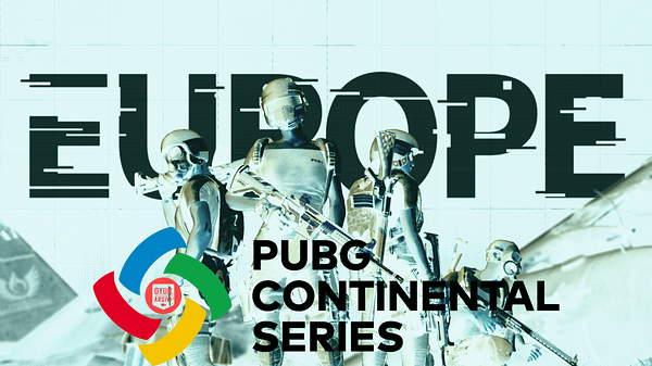 PUBG Continental Series 5 (PCS5) Europe OA