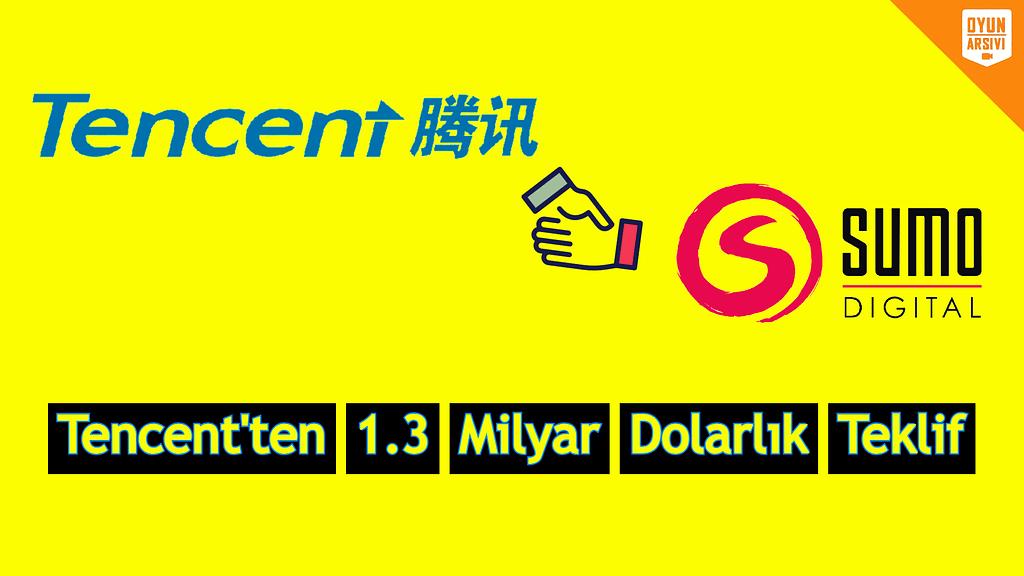 Tencent Sumo Grup'u 1.3 Milyar Dolara Satın Alımı OA