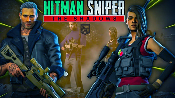 Hitman Sniper: The Shadows Oyun Arşivi
