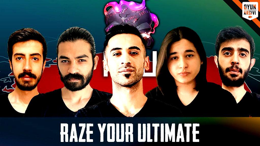 Raze Your Ultimate Oyun Arşivi