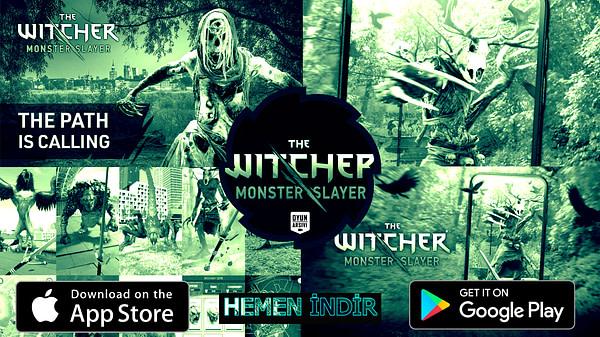 The Witcher Monster Slayer İndirme Oyun Arşivi