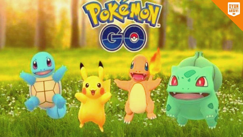 Pokémon GO İndir 2 OA