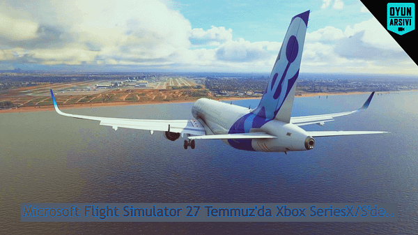 Microsoft Flight Simulator Xbox Oyun Arşivi