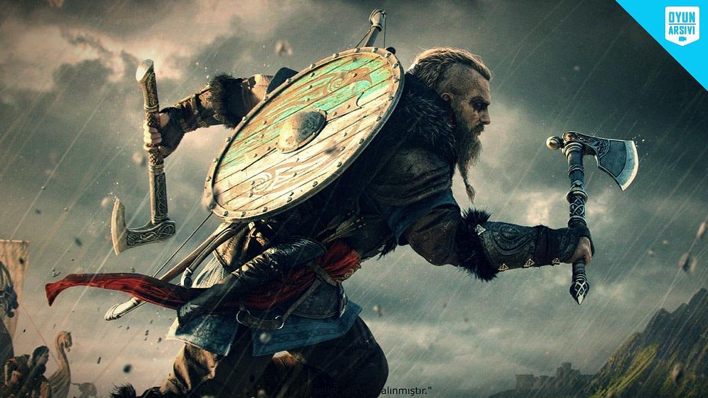 Assassin's Creed Valhalla'da 27 Temmuz Güncellemesi 3 OA