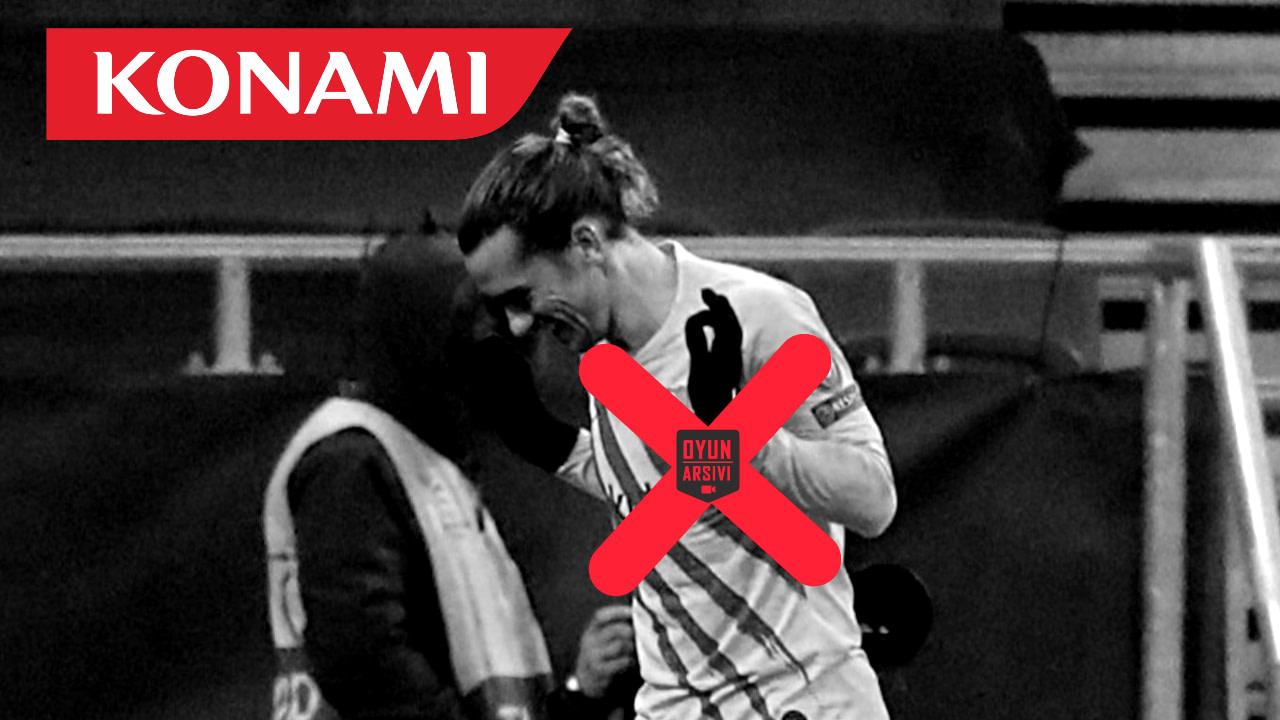 Konami, Antoine Griezmann'ın Sözleşmesini Feshetti OA