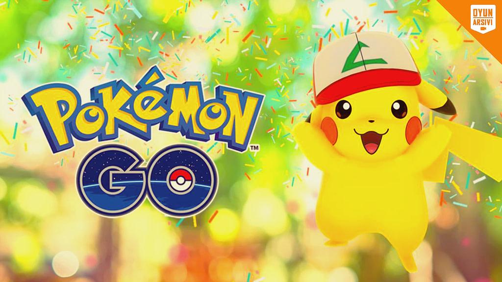 Pokémon GO İndir 1 OA