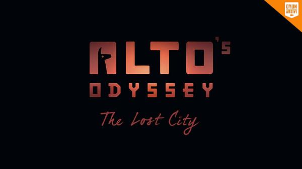 Alto's Odyssey_ The Lost City Apple Arcade 16 temmuz OA